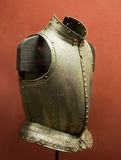 Knight's breastplate in Valletta Palace Stock Photography