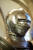Knight's Helmet Royalty Free Stock Photo