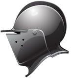 Knight`s helmet Royalty Free Stock Photo