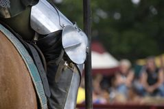 Knight's Knee Stock Images