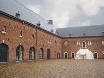 Knight's marquee  in Kasteel Hoensbroek Royalty Free Stock Photos