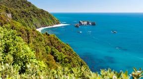 Knight's Point, New Zealand Royalty Free Stock Image