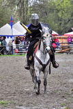 Knight's tournament Royalty Free Stock Photo