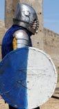 Knight shield. Royalty Free Stock Image