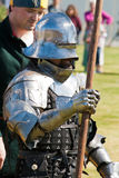 Knight in shining armour Royalty Free Stock Photography