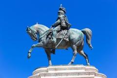 Knight statue Royalty Free Stock Photo