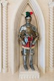 Knight statue Royalty Free Stock Images