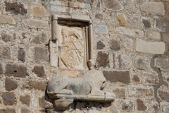 Knight Symbols Stock Image
