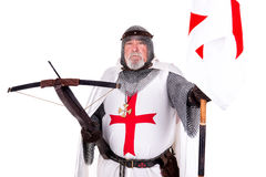 Knight Templar Royalty Free Stock Images