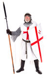 Knight Templar Royalty Free Stock Image