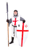 Knight Templar Royalty Free Stock Image
