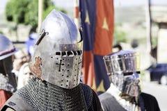 Knight Templar Royalty Free Stock Photography