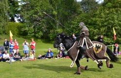 Knight toernooien Stock Fotografie