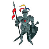 Knight Warrior Royalty Free Stock Photos