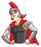 Knight Warrior Stock Photos
