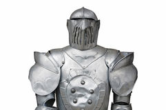 Knightly armor Stock Images