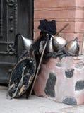 Knightly armor Royalty Free Stock Photos