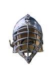 knightly hjälm Royaltyfria Bilder