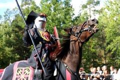 knights нордический турнир Швеции стоковые изображения rf