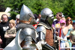 Knights Royalty Free Stock Photos