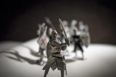 knights Imagem de Stock Royalty Free