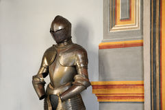 Knights armor Stock Photography