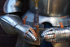 Knights Armour Stock Image