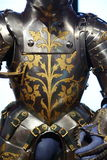Knights Breast Armour Royalty Free Stock Photos