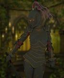 Knights chamber Stock Photo