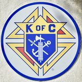 Knights of Columbus Fraternal Service Organization. The Knights of Columbus is the world`s largest Catholic fraternal service organization. Founded by Michael J royalty free stock images