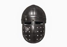 Knights el casco Fotos de archivo