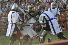 Battle of the Nations Stock Photography