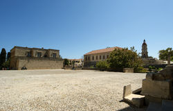 Knights Grand Master Palace, Rhodes Island, Greece Stock Photography