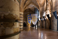 THE KNIGHTS'  KINGDOM in Akko Stock Images