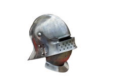 Knights o capacete Imagem de Stock Royalty Free