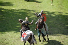 Free Knights On Horses Royalty Free Stock Images - 6383919