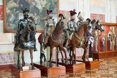 Knights Pasillo de la ermita Foto de archivo