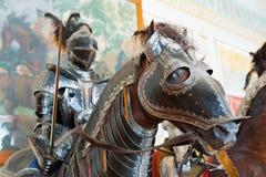 Knights Pasillo de la ermita, St Petersburg Imagenes de archivo