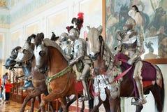 Knights Pasillo de la ermita, St, Petersburgo Imagen de archivo