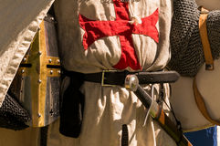 Knights templar Stock Images