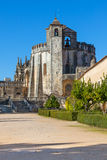 Convento de Christo Monastery, Tomar, Portugal Stock Image