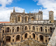 Knights of the Templar Convents of Christ Tomar Portugal Stock Image