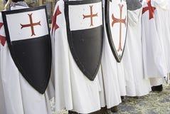 Knights Templar Royalty Free Stock Image