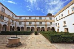 knights tomar Португалии дворца templar Стоковое Изображение RF