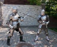 Knights Royalty Free Stock Image