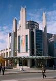 Königin ` s Universitäts-Stauffer-Bibliothek Lizenzfreie Stockfotografie