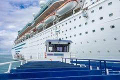Königliche karibische ` s Majestät der Meere Lizenzfreies Stockfoto
