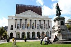 Königliche wallonische Oper Lizenzfreies Stockfoto