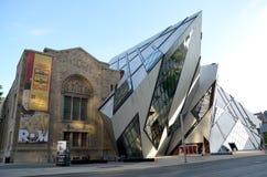 Königliches Ontario-Museum Stockfotos