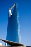 Königreichmittekontrollturm Stockfoto